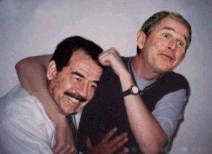 Bush_Saddam